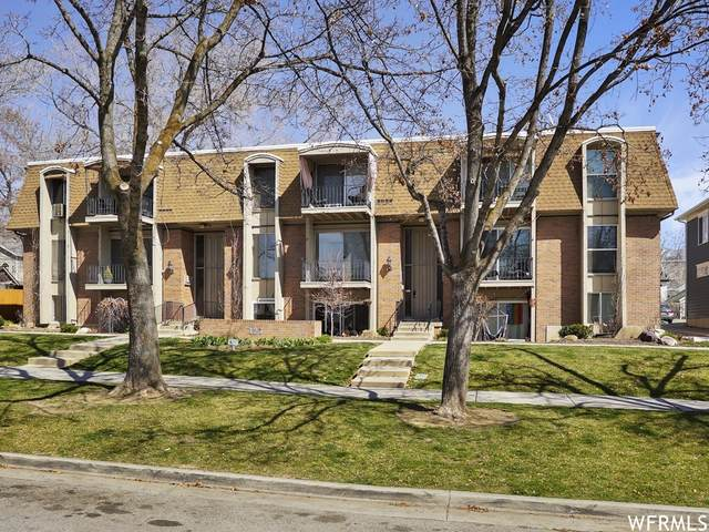 127 S 800 E #27, Salt Lake City, UT 84102 (#1733055) :: Colemere Realty Associates