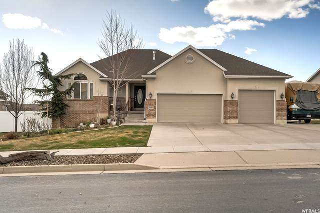 3447 N Redtail Way, Layton, UT 84040 (MLS #1733059) :: Lookout Real Estate Group