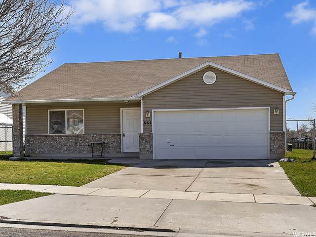 861 E 1375 N, Ogden, UT 84404 (#1733066) :: C4 Real Estate Team