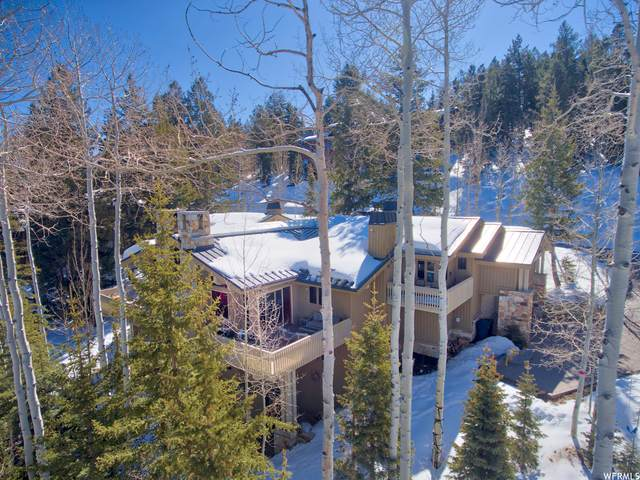 7893 Red Tail Ct, Park City, UT 84060 (#1733076) :: Exit Realty Success
