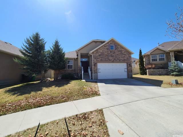 7151 W 8050 S, West Jordan, UT 84088 (#1733082) :: Berkshire Hathaway HomeServices Elite Real Estate
