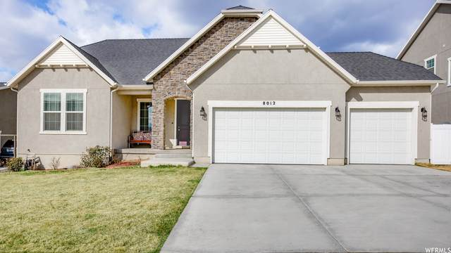 8012 S Bettingson Dr, West Jordan, UT 84081 (#1733094) :: The Fields Team