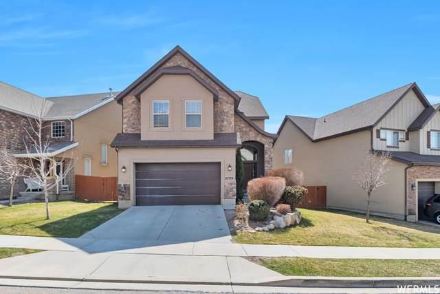 2799 N Fox Hunters Loop W, Lehi, UT 84043 (#1733095) :: C4 Real Estate Team