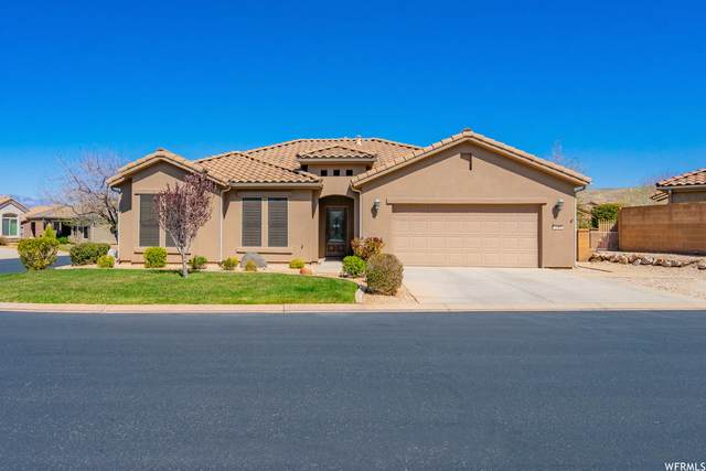 1406 Country Club Dr, St. George, UT 84790 (#1733099) :: Berkshire Hathaway HomeServices Elite Real Estate