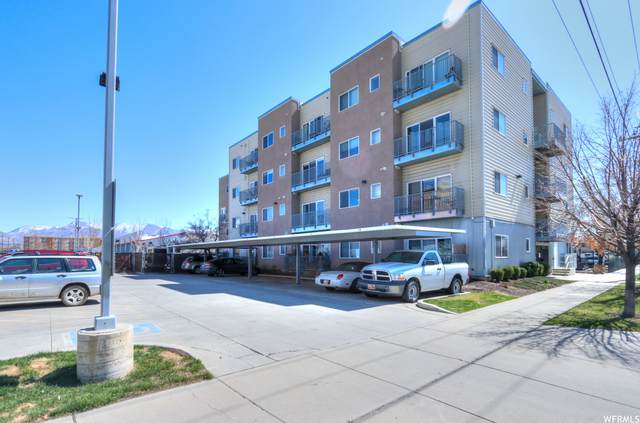 725 S 200 W #301, Salt Lake City, UT 84101 (#1733132) :: The Perry Group