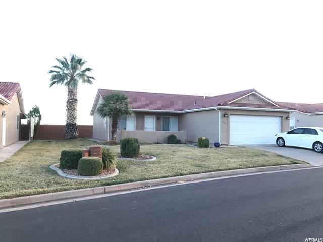 466 E Oasis Dr, Ivins, UT 84738 (#1733148) :: Berkshire Hathaway HomeServices Elite Real Estate