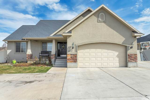 1417 S Camlan Ln W, Springville, UT 84663 (#1733152) :: Berkshire Hathaway HomeServices Elite Real Estate