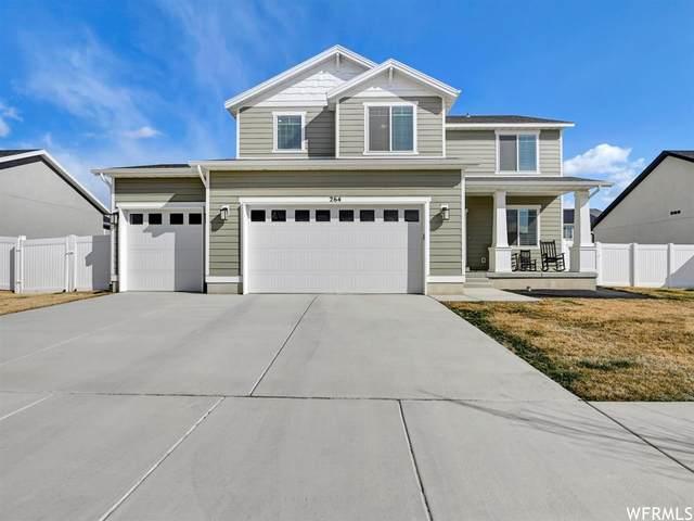 264 E Echo Ledge Dr, Saratoga Springs, UT 84045 (#1733154) :: C4 Real Estate Team
