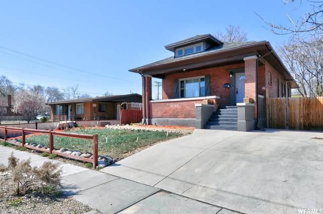 1386 S 900 W, Salt Lake City, UT 84104 (#1733176) :: Bustos Real Estate | Keller Williams Utah Realtors