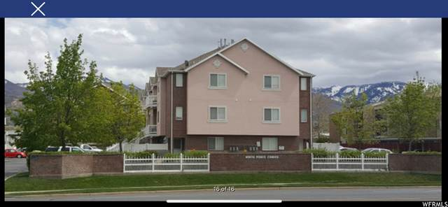 340 N 500 W #301, Bountiful, UT 84010 (#1733193) :: McKay Realty