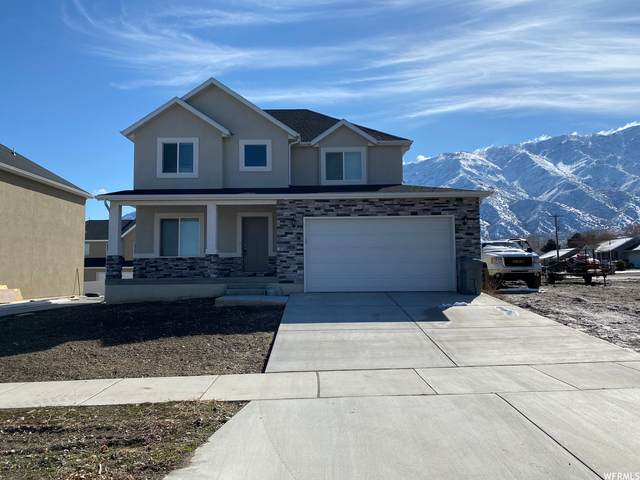 389 S 100 W, Santaquin, UT 84655 (#1733195) :: The Perry Group