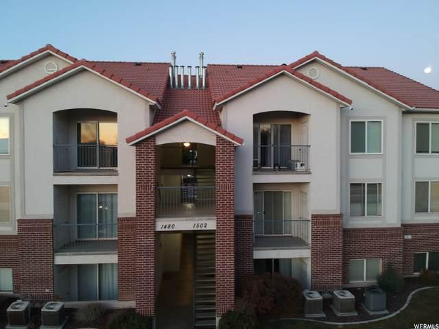 1488 S 430 W, Orem, UT 84058 (#1733200) :: Berkshire Hathaway HomeServices Elite Real Estate