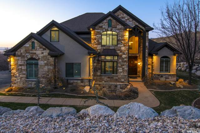 951 E Highland Oaks Drive Dr, Bountiful, UT 84010 (#1733208) :: The Perry Group