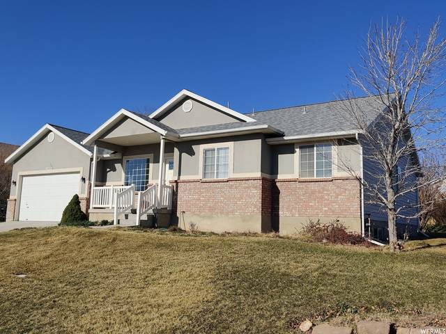 8752 S 5170 W, West Jordan, UT 84081 (#1733221) :: Berkshire Hathaway HomeServices Elite Real Estate