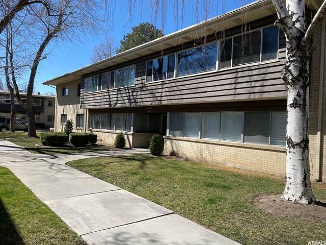 1150 E 2700 S 50G, Salt Lake City, UT 84106 (#1733243) :: C4 Real Estate Team