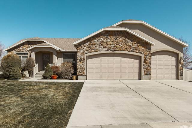 8011 S Big Spring Dr Dr, West Jordan, UT 84081 (#1733250) :: Belknap Team