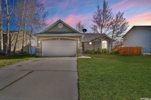 1031 W 400 S, Layton, UT 84041 (#1733255) :: Berkshire Hathaway HomeServices Elite Real Estate