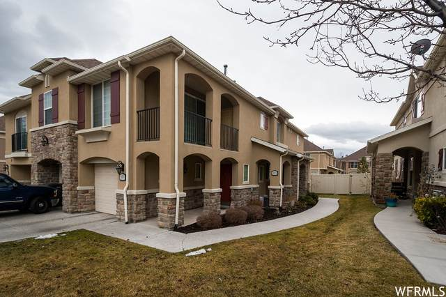 1071 W 160 N 17-102, Pleasant Grove, UT 84062 (#1733260) :: Colemere Realty Associates