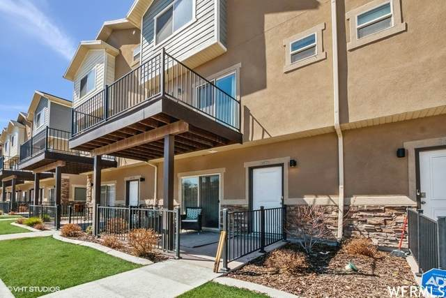 3875 S 1530 W #247, West Valley City, UT 84119 (#1733266) :: Colemere Realty Associates