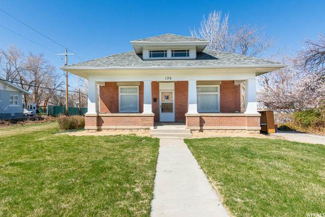 136 S 100 W, Bountiful, UT 84010 (#1733280) :: Exit Realty Success