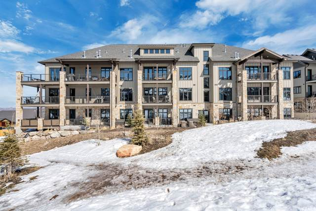 3793 Blackstone Dr 2E, Park City, UT 84098 (MLS #1733284) :: Summit Sotheby's International Realty