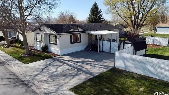 1250 N 300 W #56, Springville, UT 84663 (#1733295) :: Utah Best Real Estate Team | Century 21 Everest