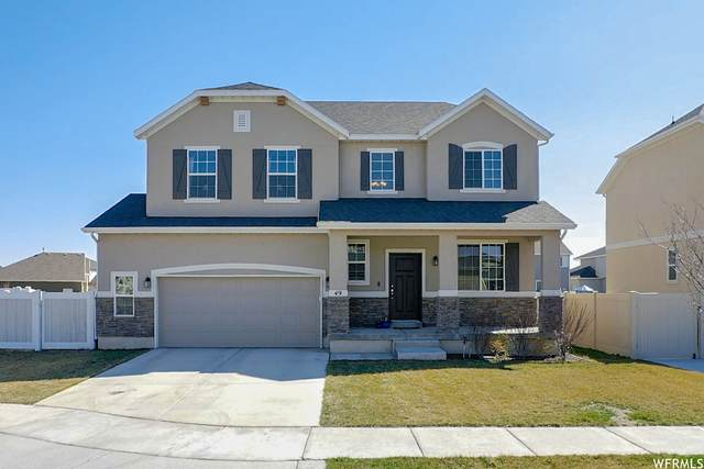 49 W Paper Bark St, Vineyard, UT 84059 (MLS #1733296) :: Lookout Real Estate Group