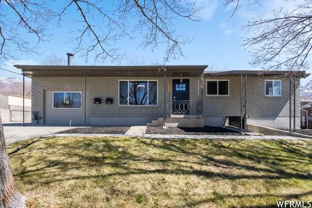 7775 S Steffensen Dr, Cottonwood Heights, UT 84121 (#1733301) :: Doxey Real Estate Group