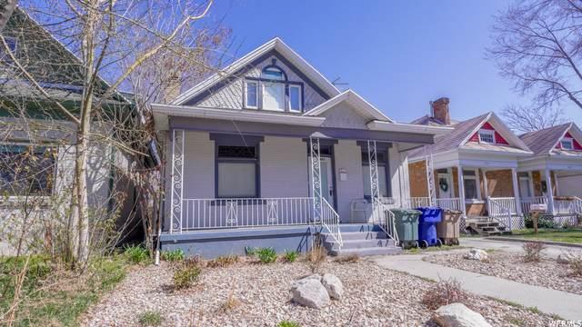 821 S 700 E, Salt Lake City, UT 84102 (#1733337) :: C4 Real Estate Team