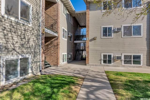 1557 W 200 S F201, Salt Lake City, UT 84104 (#1733339) :: Big Key Real Estate