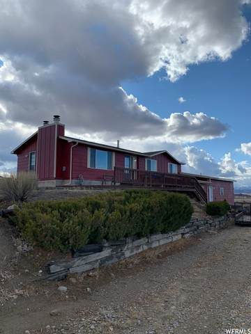 2320 N Hillside Dr, Wellington, UT 84542 (#1733355) :: Black Diamond Realty