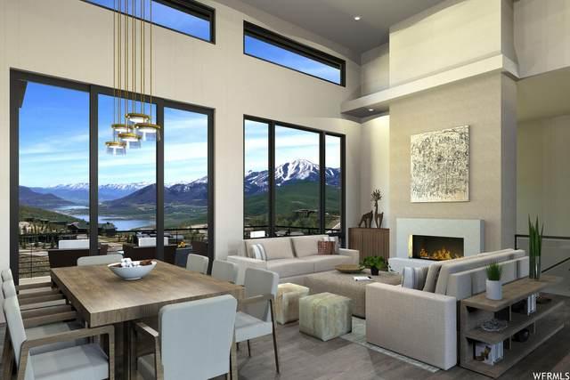 322 W Deer Canyon Cir, Heber City, UT 84032 (#1733357) :: C4 Real Estate Team