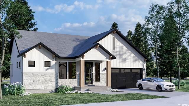 8374 S Levine Ln E #203, Sandy, UT 84070 (#1733358) :: Doxey Real Estate Group