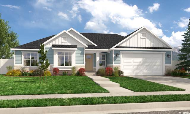 153 E Snowy Egret Dr #137, Salem, UT 84653 (#1733359) :: Berkshire Hathaway HomeServices Elite Real Estate