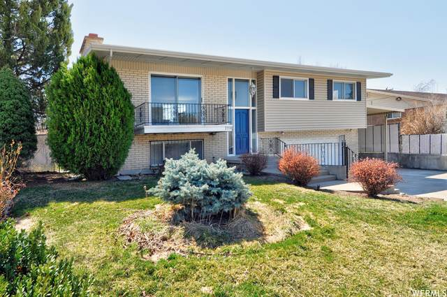 2358 E Cardinal Way S, Salt Lake City, UT 84121 (#1733371) :: The Perry Group