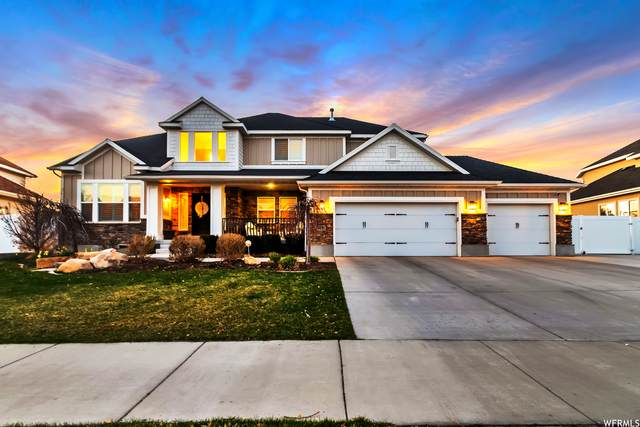 567 E Beaumont Way, Draper, UT 84020 (#1733372) :: Belknap Team