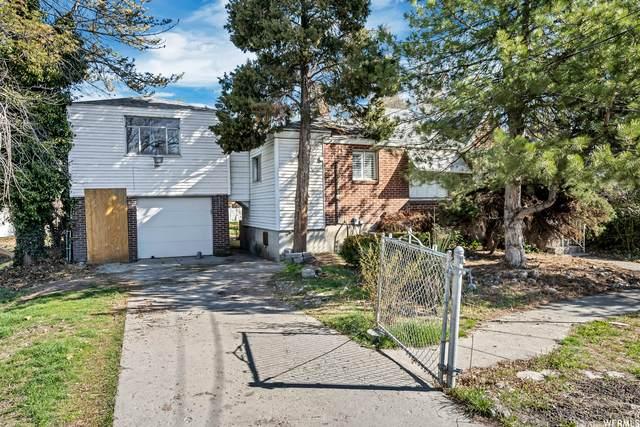 1064 W 1300 S, Salt Lake City, UT 84104 (#1733379) :: Doxey Real Estate Group