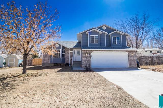 3152 W 400 S, Vernal, UT 84078 (#1733386) :: Exit Realty Success