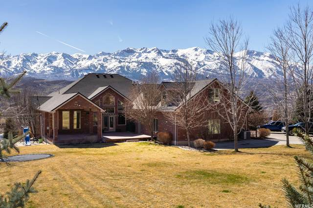 3990 Summer Ridge Rd, Mountain Green, UT 84050 (#1733396) :: Utah Dream Properties