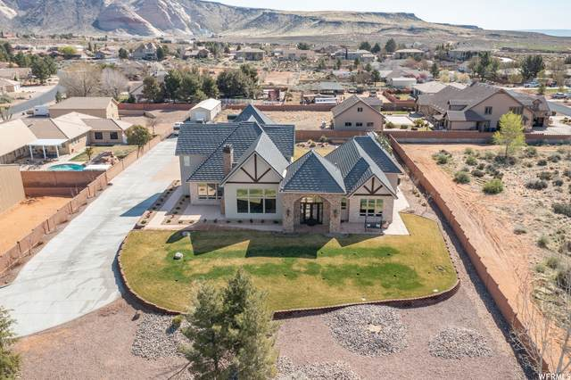 5348 N 1750 W, St. George, UT 84770 (#1733408) :: Exit Realty Success