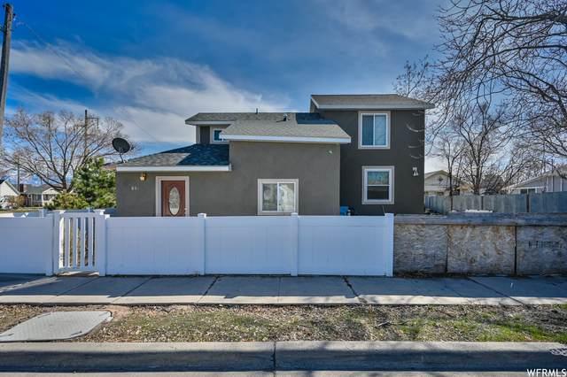801 W Genesee Ave, Salt Lake City, UT 84104 (#1733412) :: Utah Dream Properties