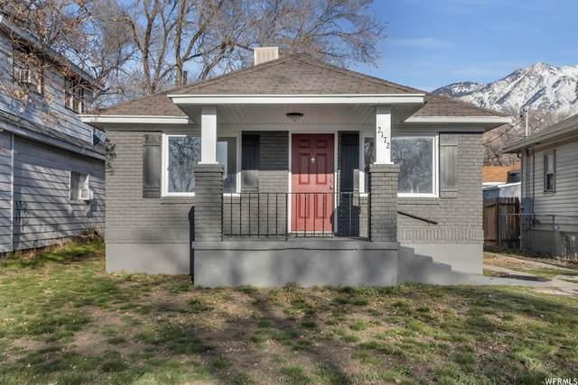 2172 Monroe Blvd, Ogden, UT 84401 (MLS #1733415) :: Lawson Real Estate Team - Engel & Völkers