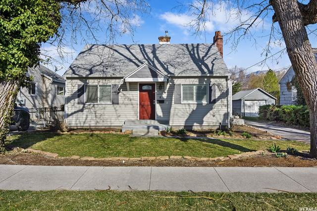 2641 S 800 E, Salt Lake City, UT 84106 (#1733420) :: C4 Real Estate Team