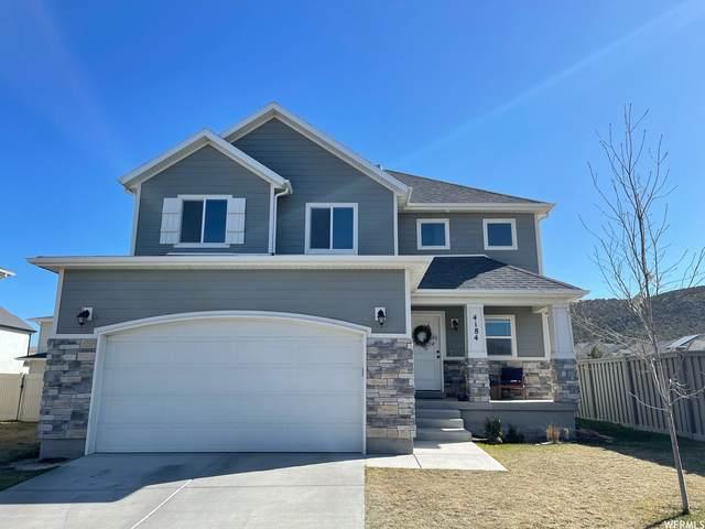 4184 E Goosegrass Way, Eagle Mountain, UT 84005 (#1733433) :: Berkshire Hathaway HomeServices Elite Real Estate