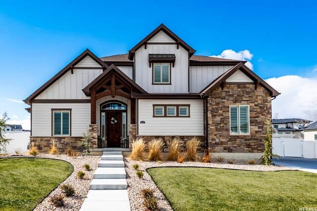 10874 S Lees Dream Dr, South Jordan, UT 84095 (#1733445) :: Berkshire Hathaway HomeServices Elite Real Estate