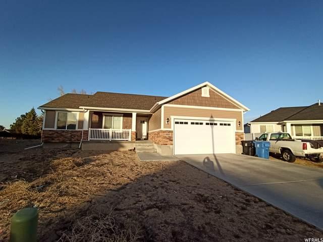 5233 W Park Valley Cir, Salt Lake City, UT 84118 (#1733448) :: C4 Real Estate Team
