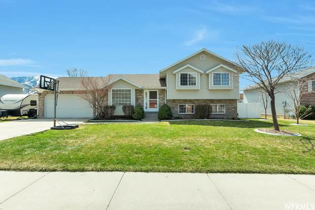1584 E 350 S, Springville, UT 84663 (#1733460) :: The Perry Group