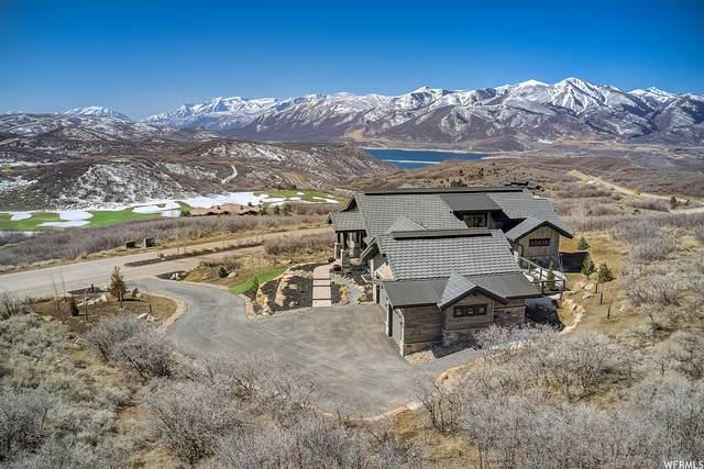 10218 N Tuhaye Dr, Kamas, UT 84036 (MLS #1733475) :: High Country Properties