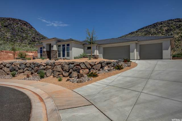 2491 S 3200 W, Hurricane, UT 84737 (#1733499) :: Black Diamond Realty