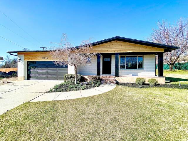 2615 E Camille Cir, Salt Lake City, UT 84124 (#1733517) :: C4 Real Estate Team